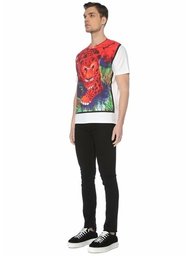 Kenzo Polo Yaka T-shirt Kırmızı